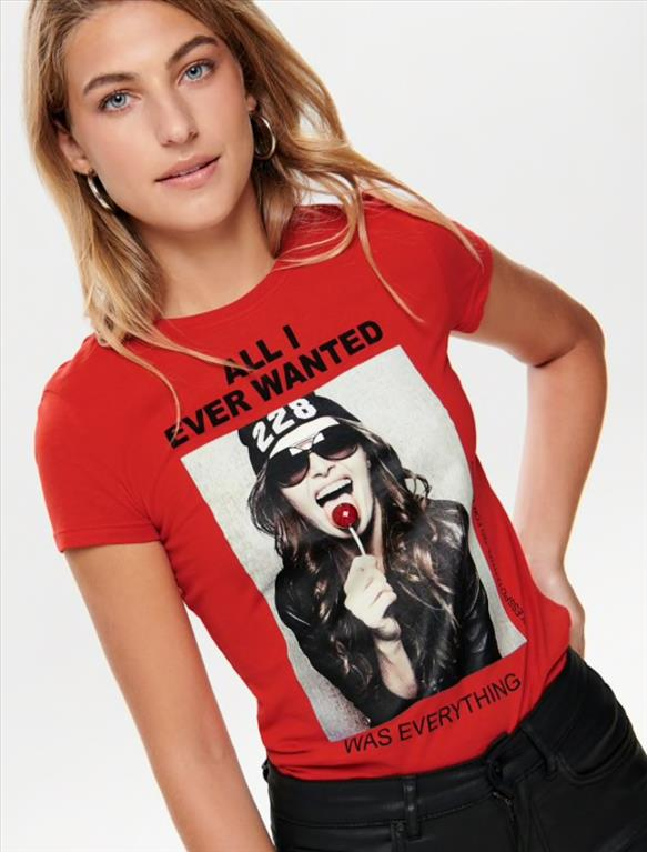 Tshirt stampa