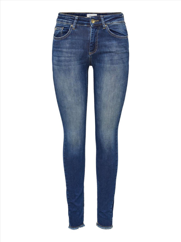 Jeans sfrangiato
