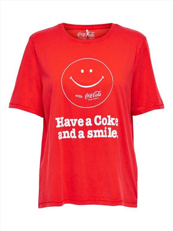 Coke tshirt