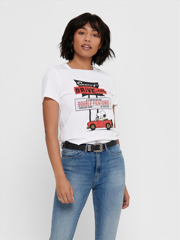T shirt peanuts
