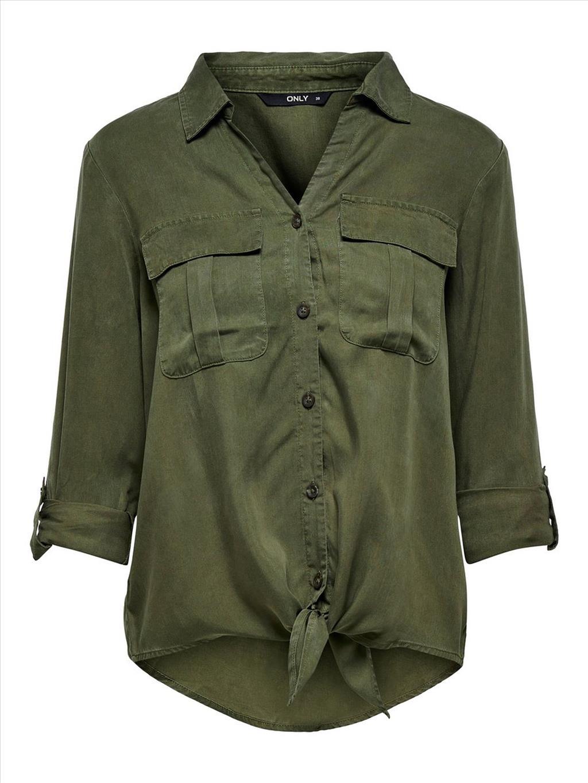 Camicia tasche