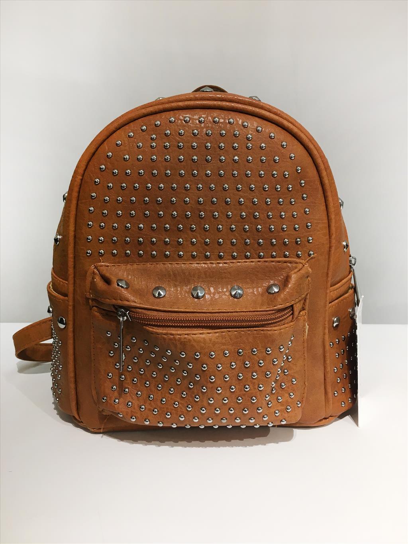 Zaino piccolo borchie