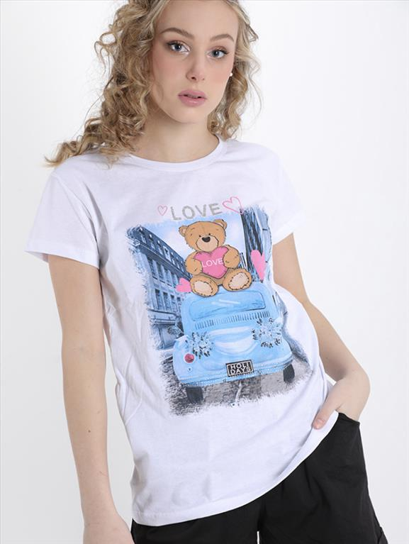 Tshirt orsetto