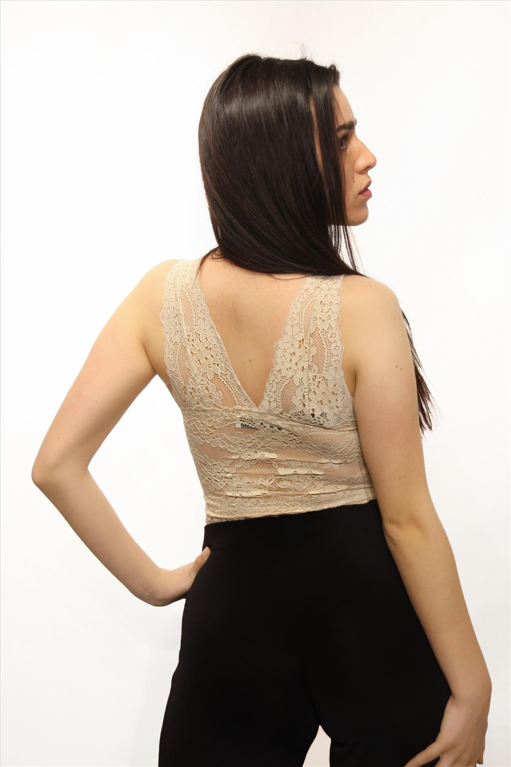 Top lungo pizzo