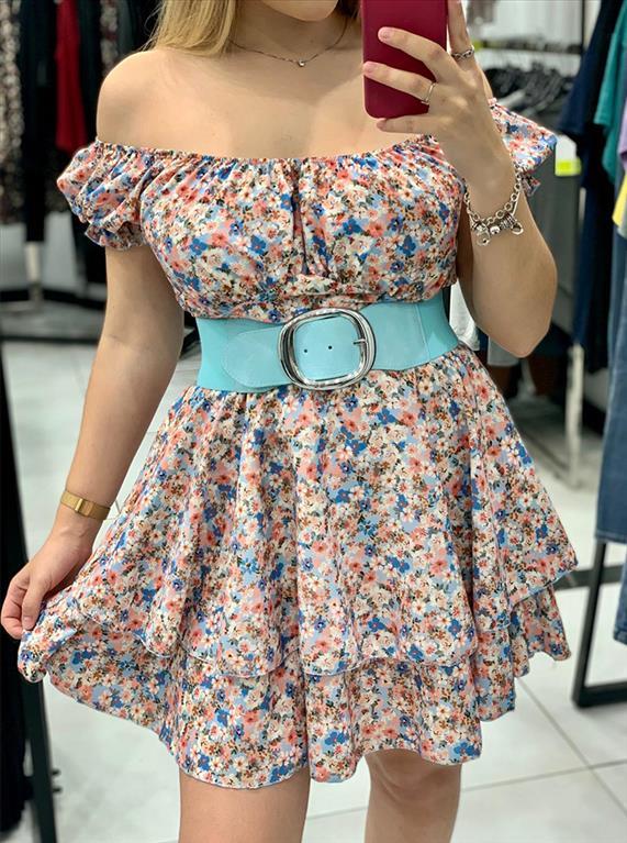 Mini abito Spring