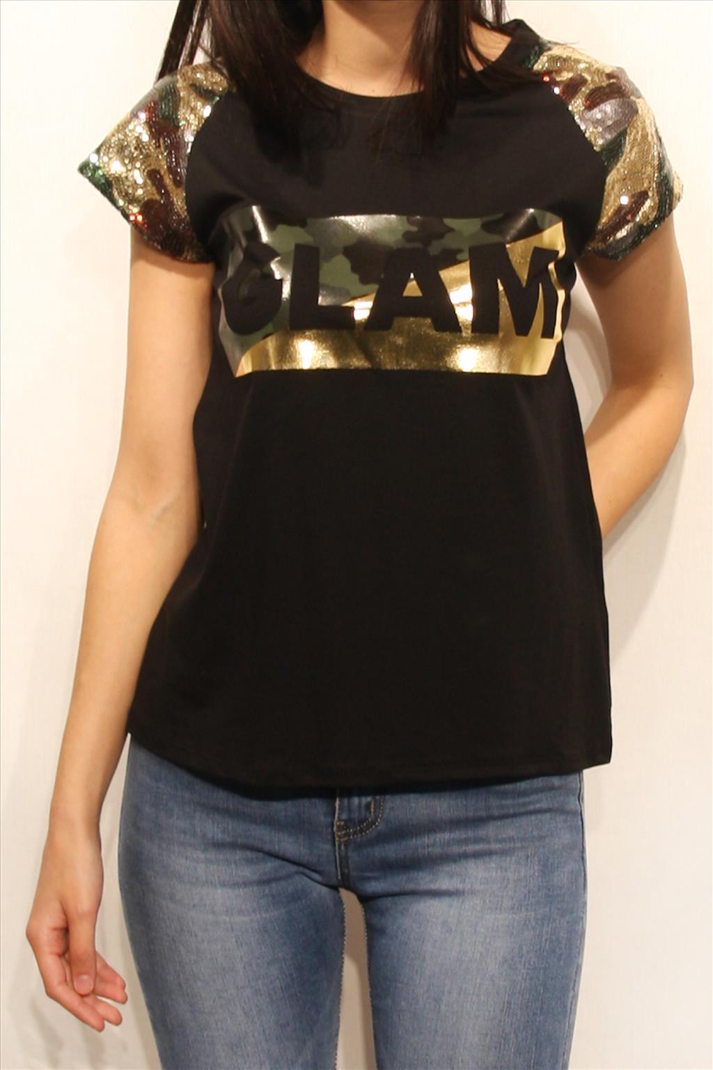 Tshirt glam