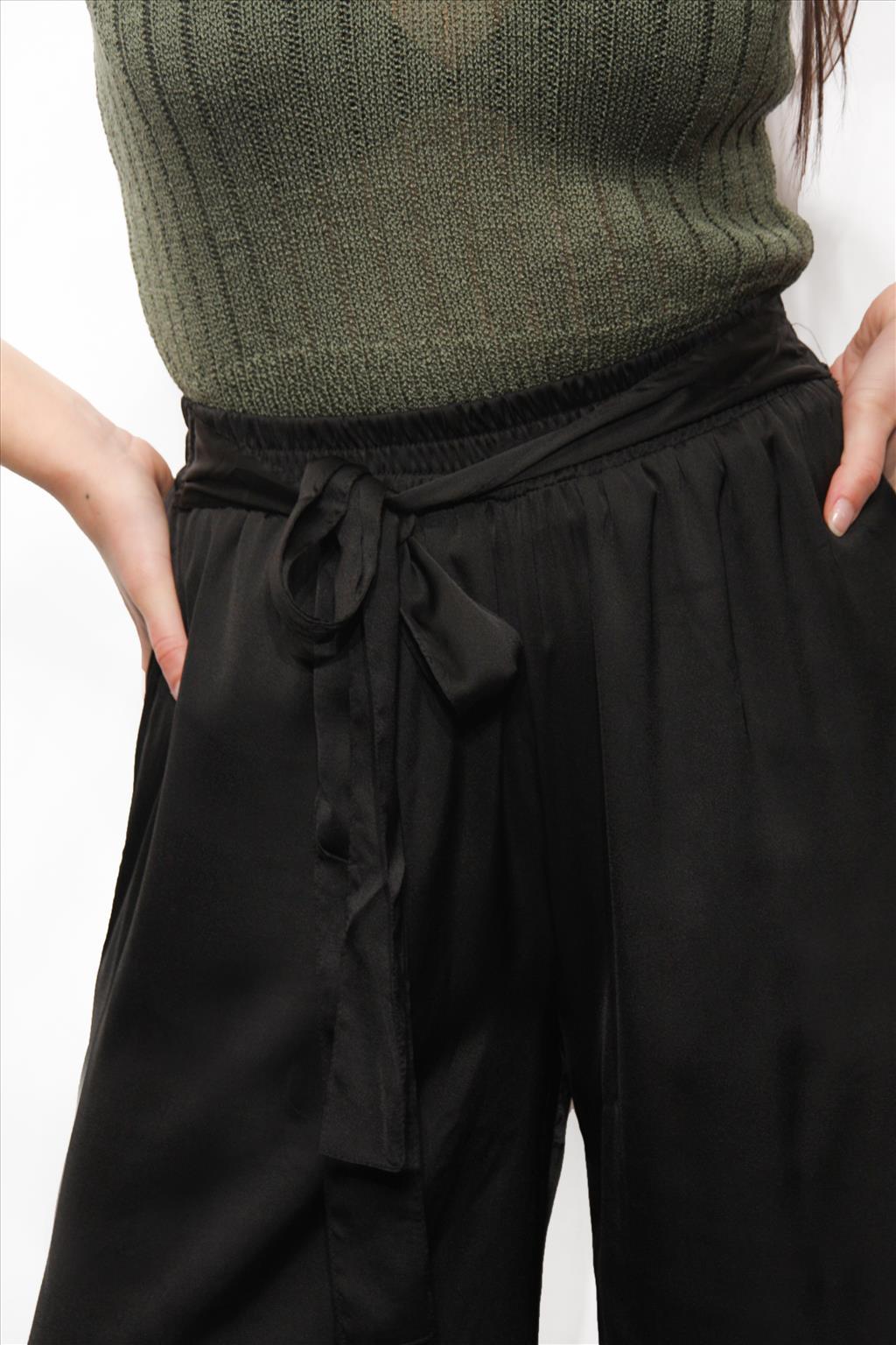 Pantalone raso