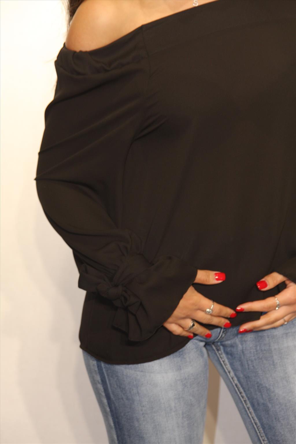 Blusa fascia