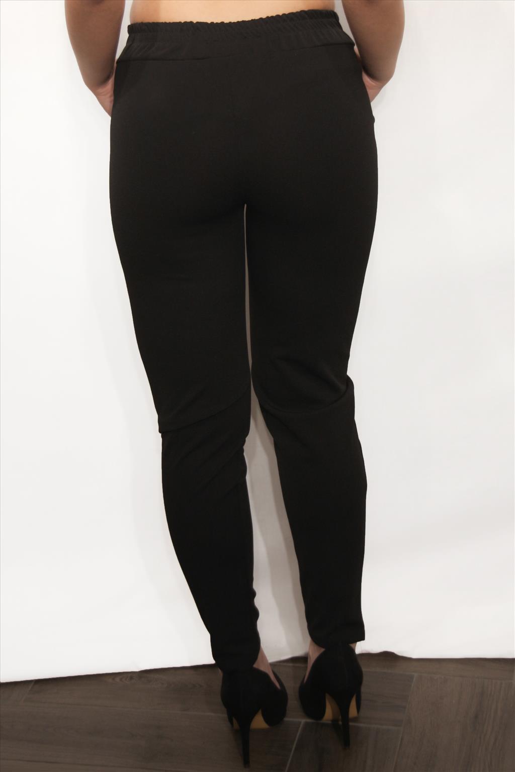 Pantalone fiocco