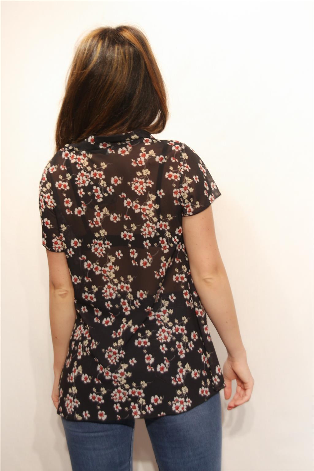 Blusa fiorellini