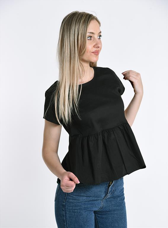 Blusa cotone