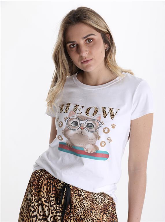 Tshirt MEOW