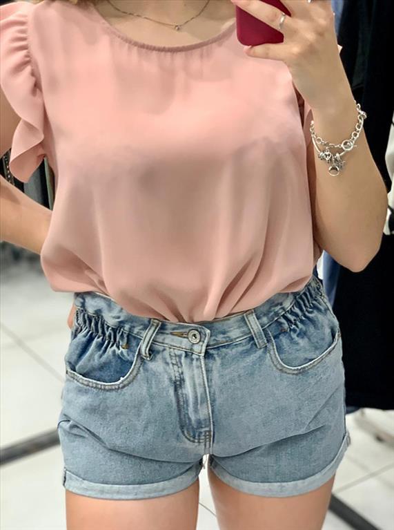 Shorts caramella
