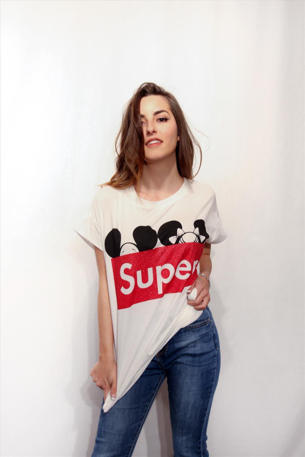 Tshirt super