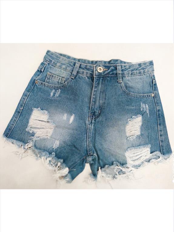 Shorts frange